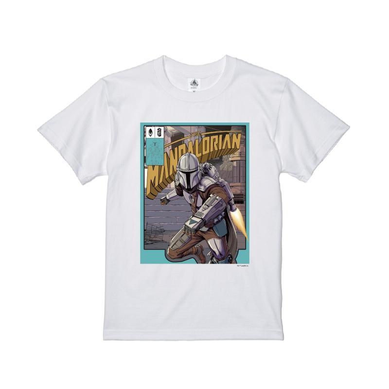 【D-Made】Tシャツ マンダロリアン シーズン2 マンダロリアン