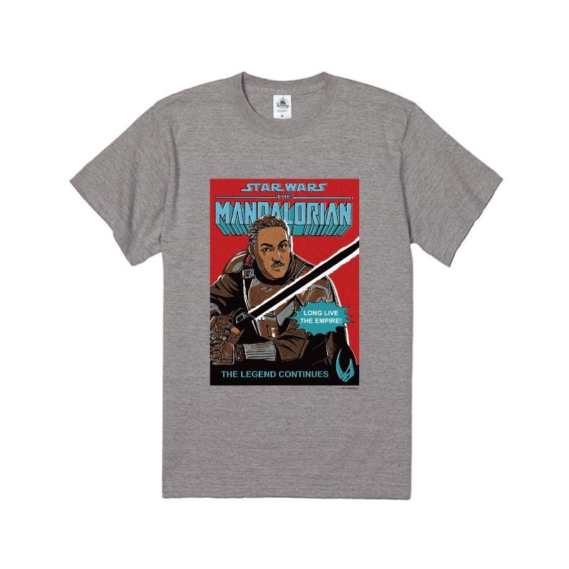 【D-Made】Tシャツ マンダロリアン シーズン2 モフ・ギデオン