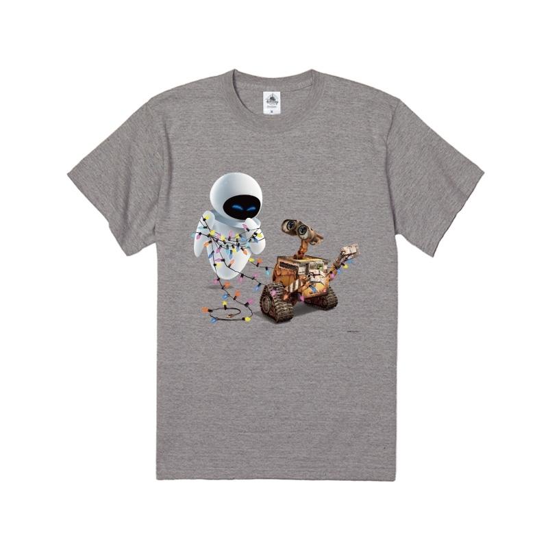 【D-Made】Tシャツ  ウォーリー&イヴ
