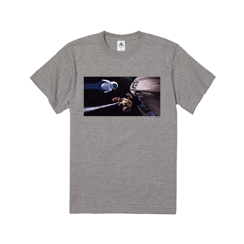 【D-Made】Tシャツ 映画 『WALL・E』 ウォーリー&イヴ