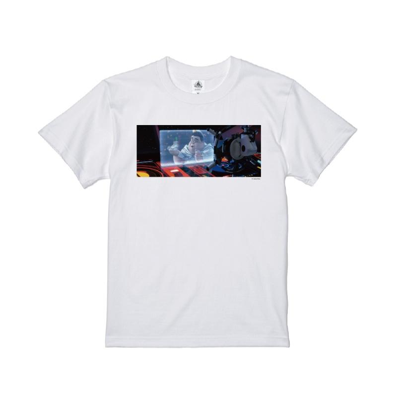 【D-Made】Tシャツ  映画 『WALL・E』 ウォーリー 館長/B・マックリー&オート