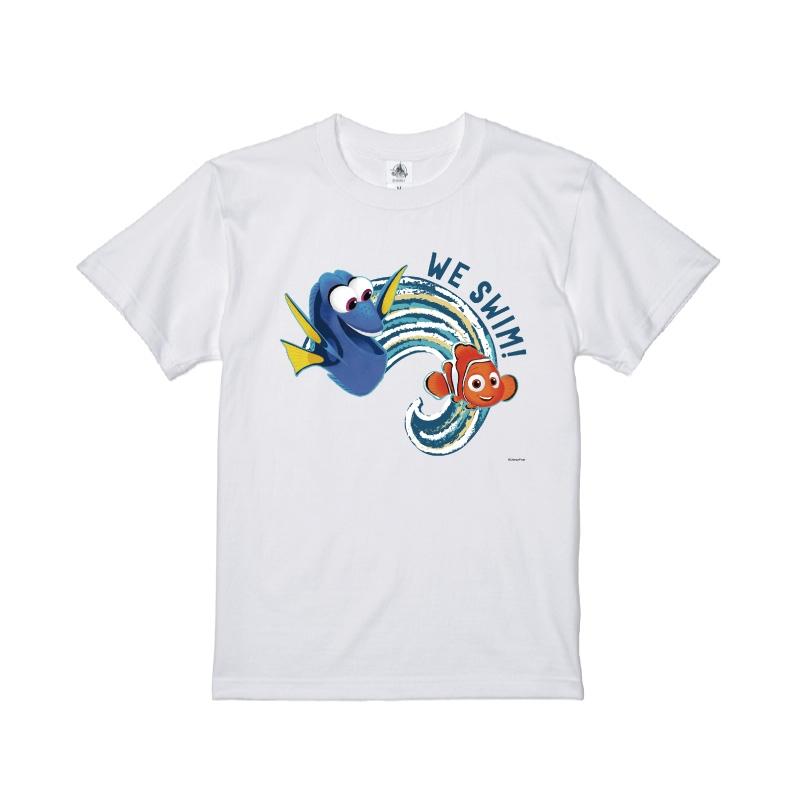 【D-Made】Tシャツ ファインディング・ドリー ドリー&ニモ