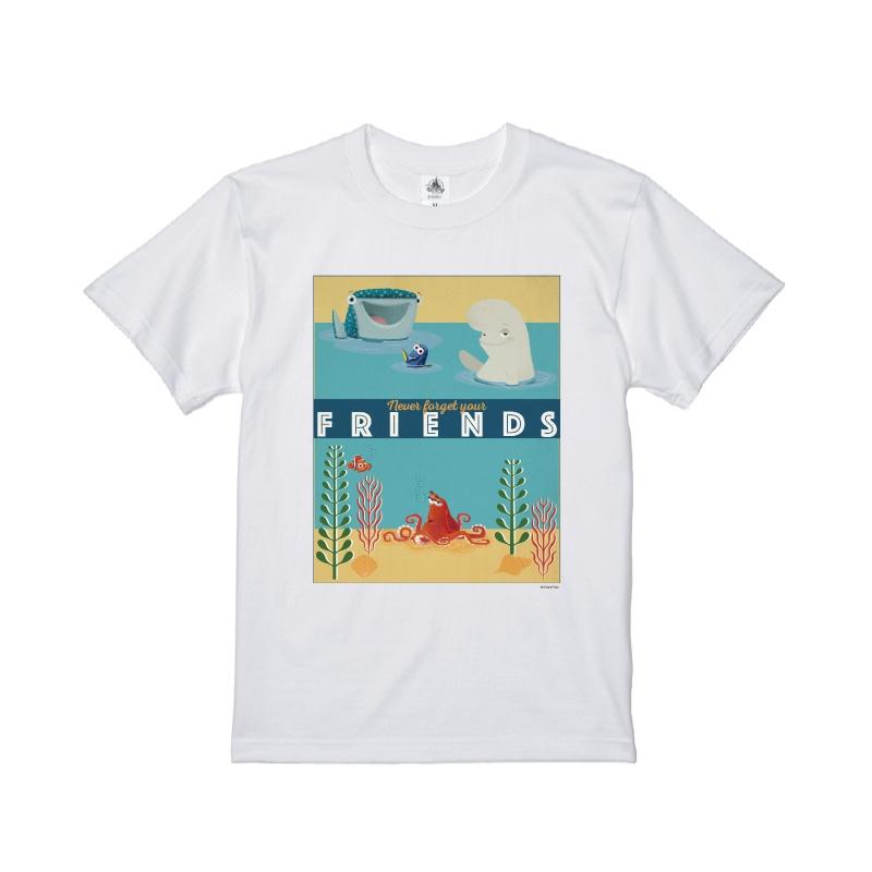 【D-Made】Tシャツ  ファインディング・ドリー