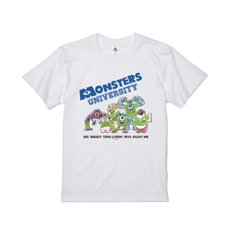 【D-Made】Tシャツ モンスターズ・ユニバーシティ