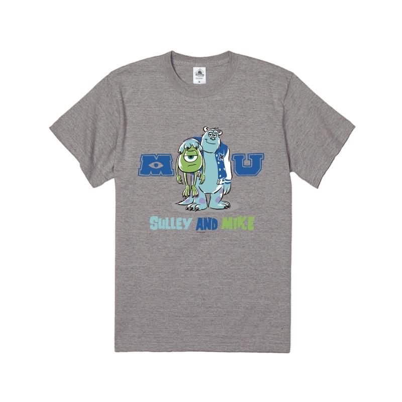 【D-Made】Tシャツ  モンスターズ・ユニバーシティ マイク&サリー