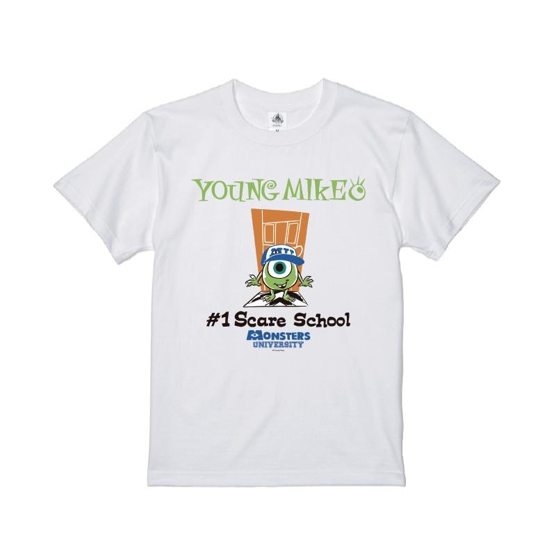 【D-Made】Tシャツ  モンスターズ・ユニバーシティ マイク