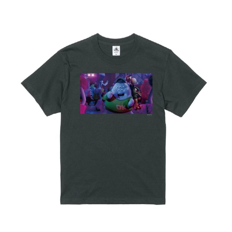 【D-Made】Tシャツ 映画 『モンスターズ・ユニバーシティ』 スクイシー