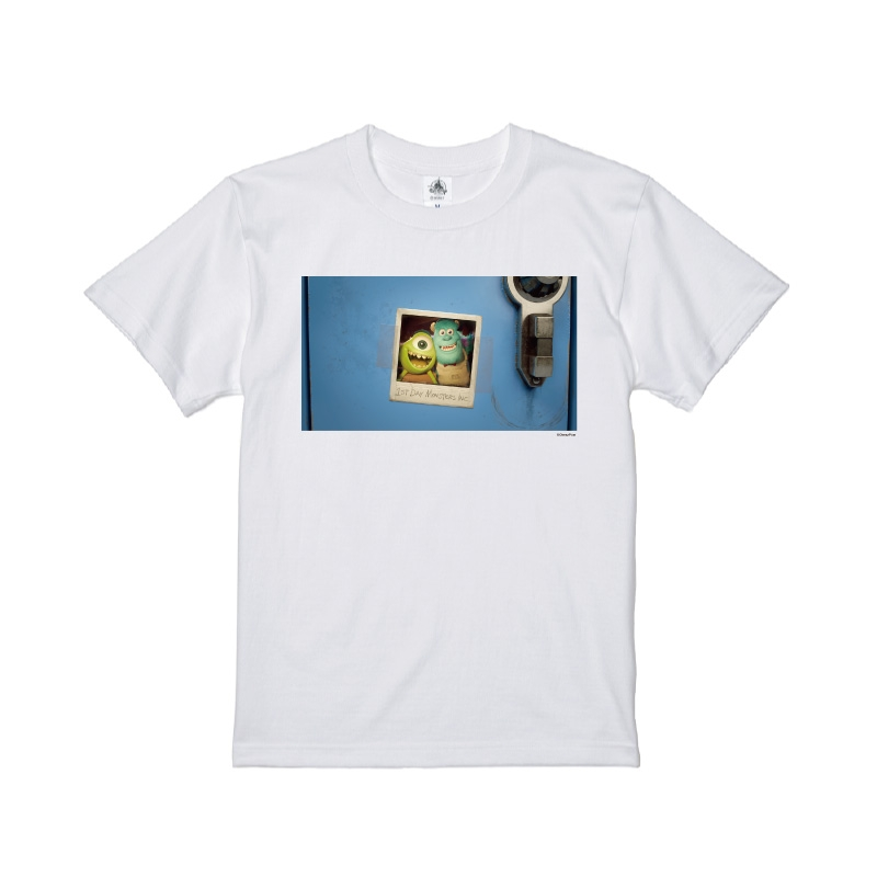 【D-Made】Tシャツ 映画 『モンスターズ・ユニバーシティ』 マイク&サリー