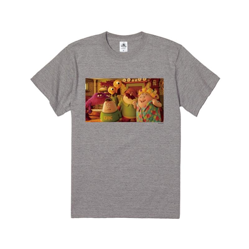 【D-Made】Tシャツ 映画 『モンスターズ・ユニバーシティ』