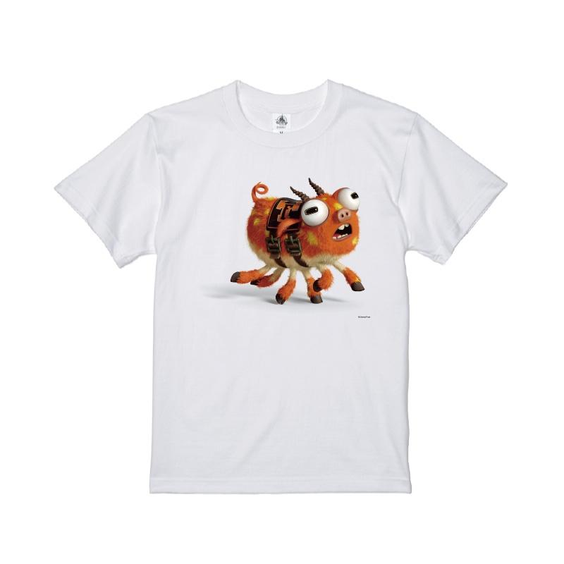 【D-Made】Tシャツ  モンスターズ・ユニバーシティ アーチー