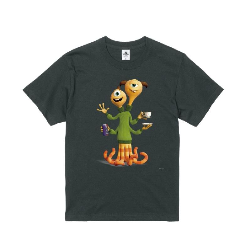 【D-Made】Tシャツ モンスターズ・ユニバーシティ テリ&テリー・ペリー