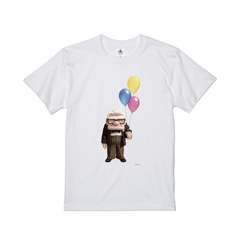 【D-Made】Tシャツ カールじいさんの空飛ぶ家 カール・フレドリクセン