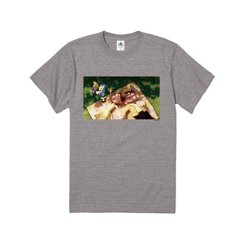 【D-Made】Tシャツ  映画 『カールじいさんの空飛ぶ家』 カール・フレドリクセン&エリー