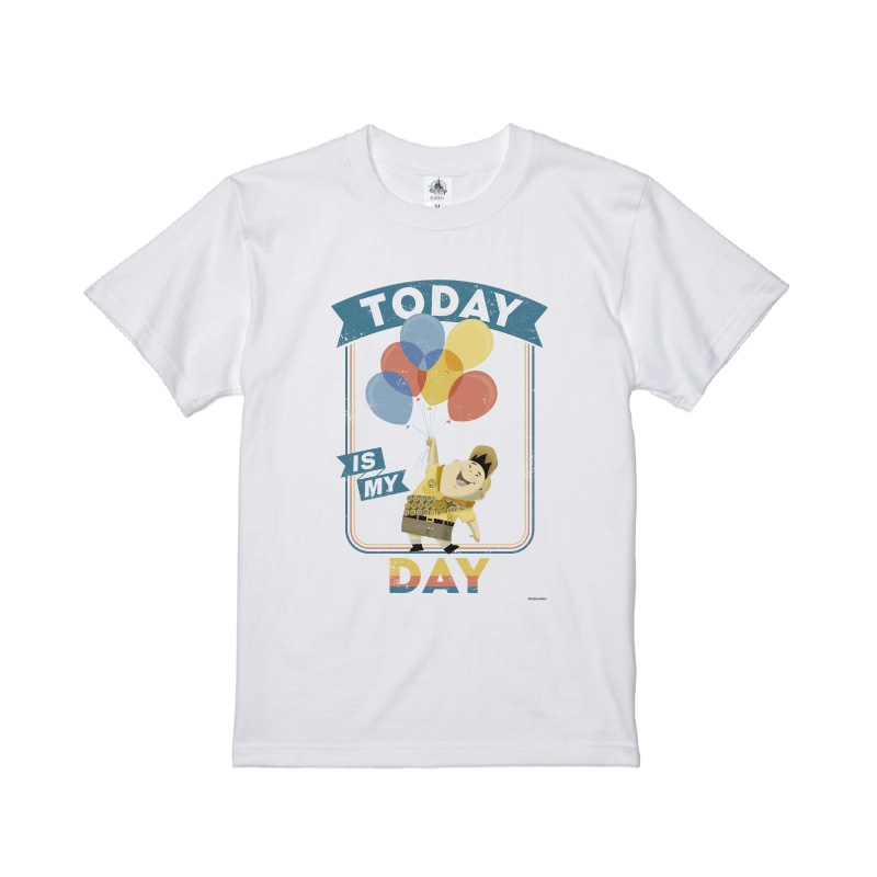 【D-Made】Tシャツ  カールじいさんの空飛ぶ家 ラッセル・キム