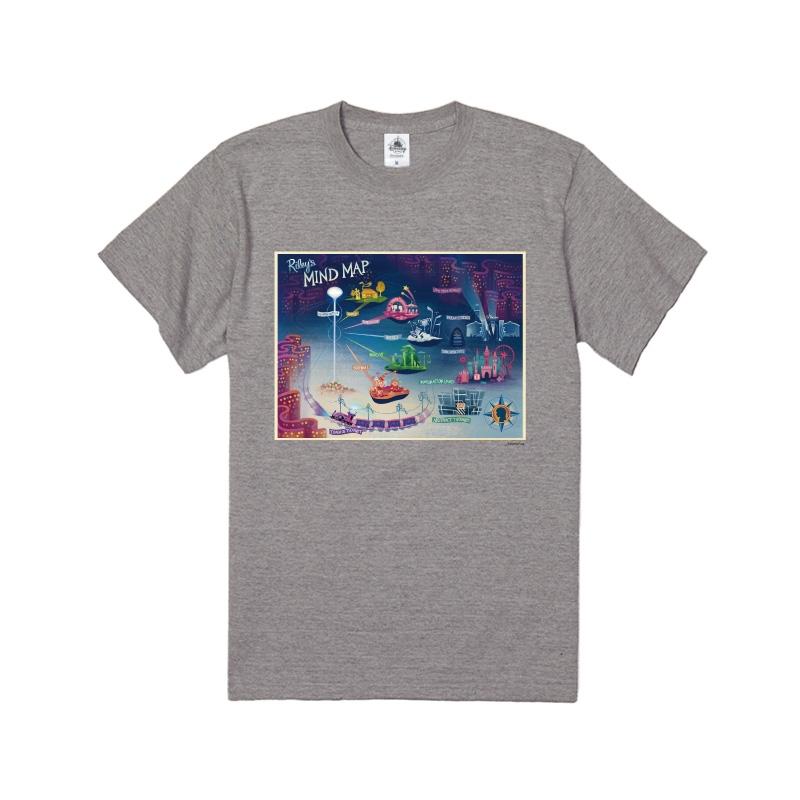 【D-Made】Tシャツ  インサイド・ヘッド