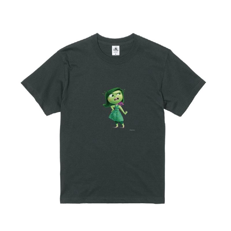 【D-Made】Tシャツ インサイド・ヘッド ムカムカ