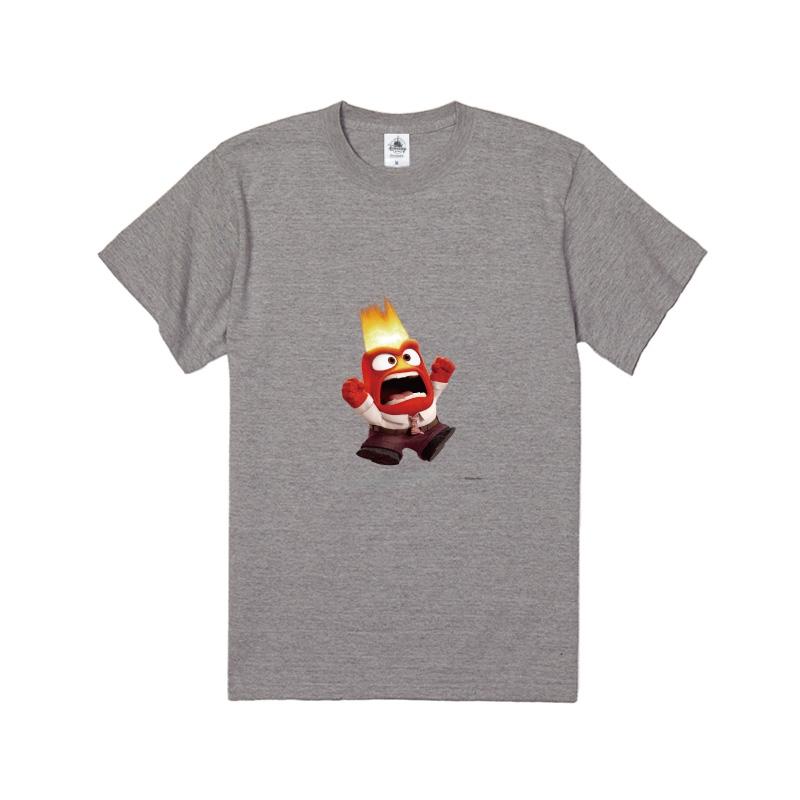 【D-Made】Tシャツ インサイド・ヘッド イカリ