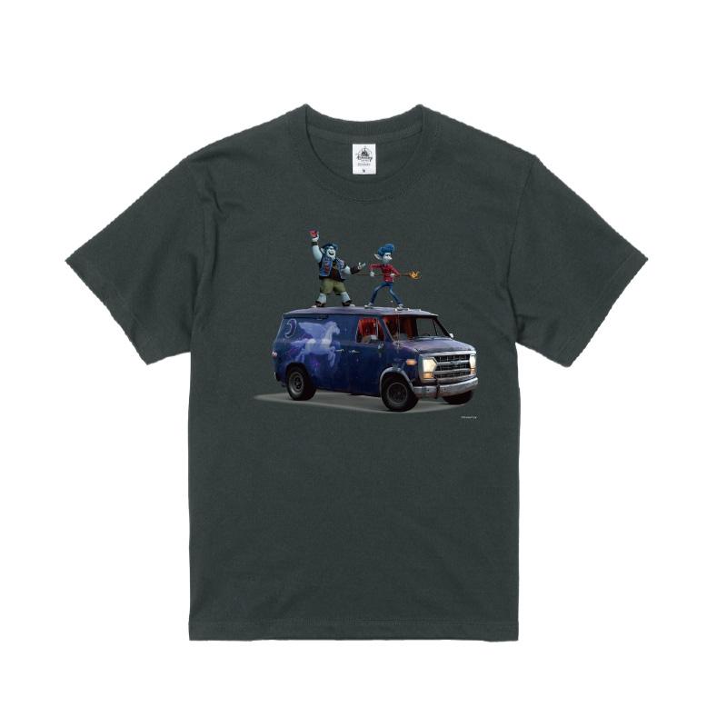【D-Made】Tシャツ 2分の1の魔法 イアン・ライトフット&バーリー・ライトフット