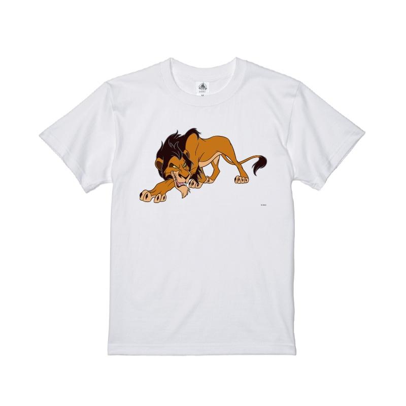 【D-Made】Tシャツ ライオン・キング スカー ヴィランズ