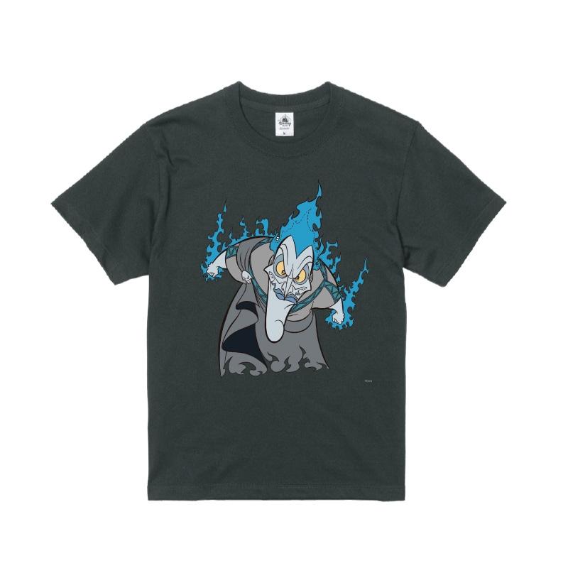 【D-Made】Tシャツ  ヘラクレス ハデス ヴィランズ