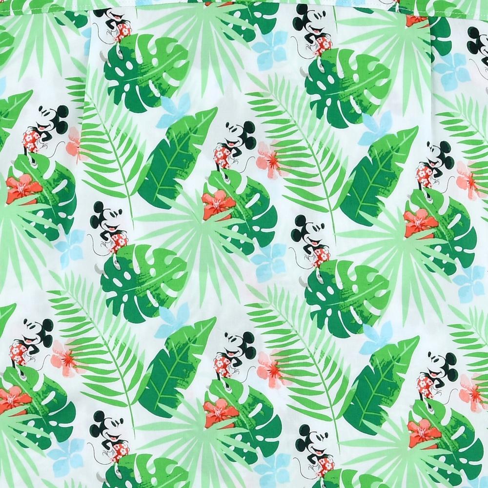 ミッキー 半袖シャツ Tropical Hideaway