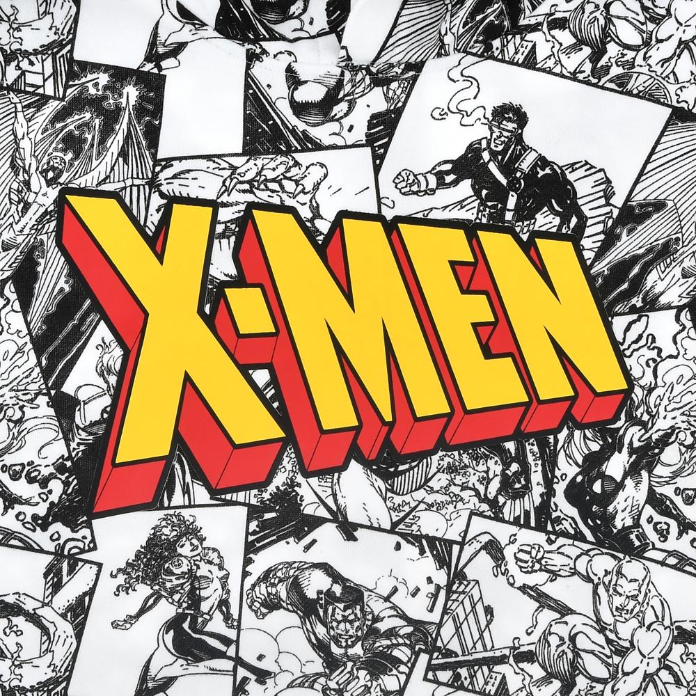 マーベル X-MEN パーカー コミック