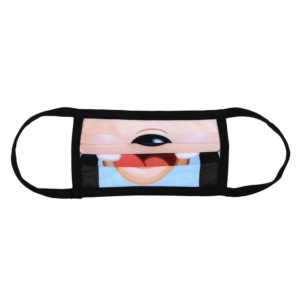 グーフィー 家庭用布マスク (S) フェイス