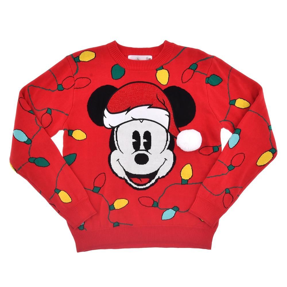 【送料無料】ミッキー セーター Disney Christmas 2020