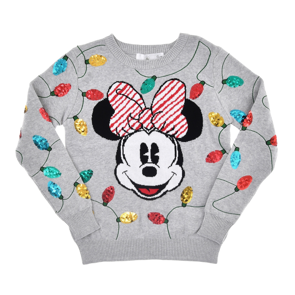 ミニー セーター Disney Christmas 2020