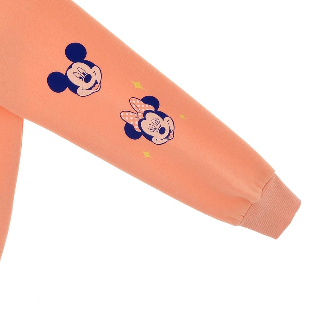 ミッキー&フレンズ トレーナー ソフトカラー Mickey & Co.