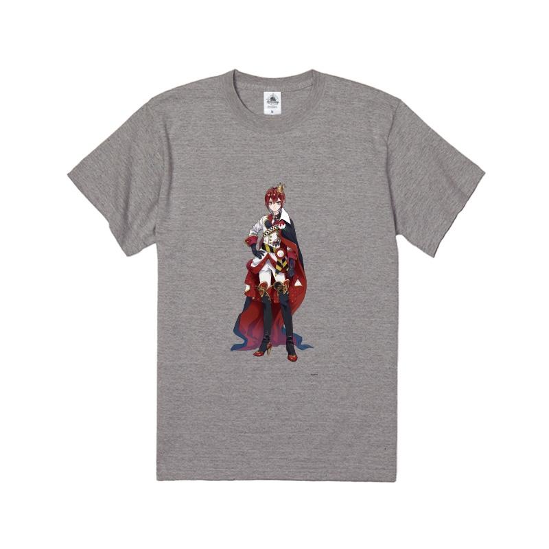 【D-Made】Tシャツ ツイステッドワンダーランド リドル・ローズハート
