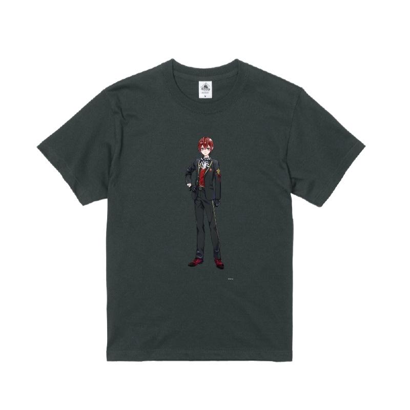 【D-Made】Tシャツ 『ディズニー ツイステッドワンダーランド』 リドル・ローズハート