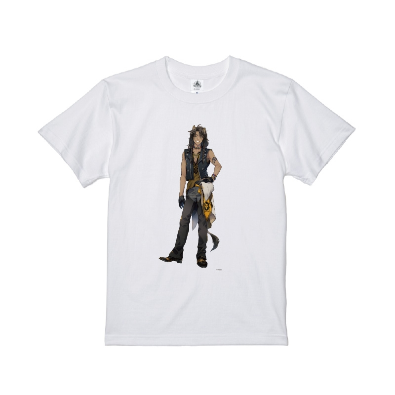 【D-Made】Tシャツ 『ディズニー ツイステッドワンダーランド』 レオナ・キングスカラー