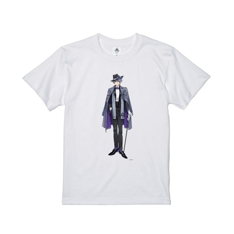 【D-Made】Tシャツ 『ディズニー ツイステッドワンダーランド』 アズール・アーシェングロット