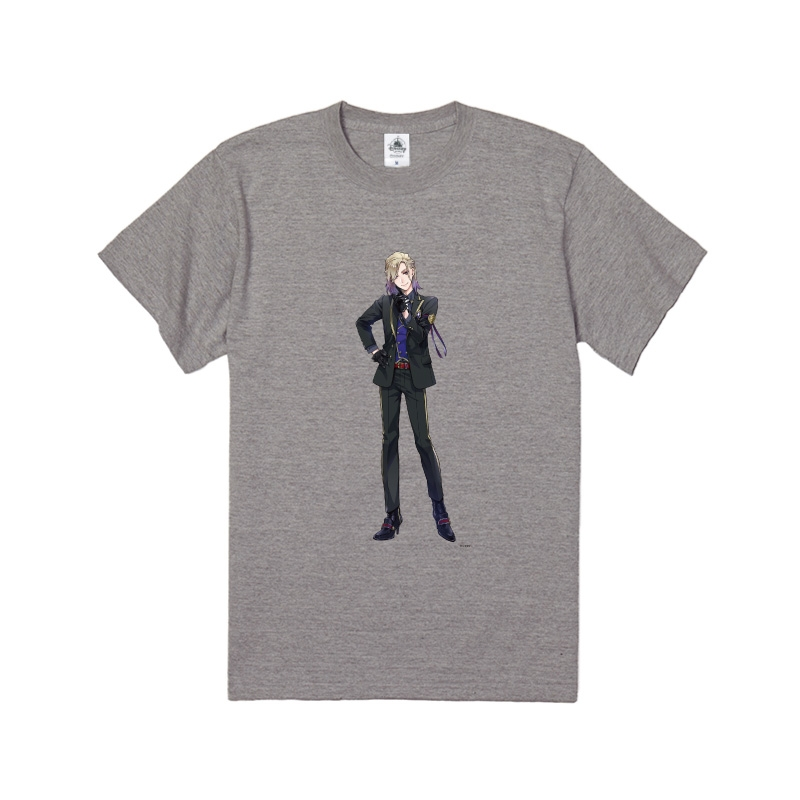 【D-Made】Tシャツ 『ディズニー ツイステッドワンダーランド』 ヴィル・シェーンハイト