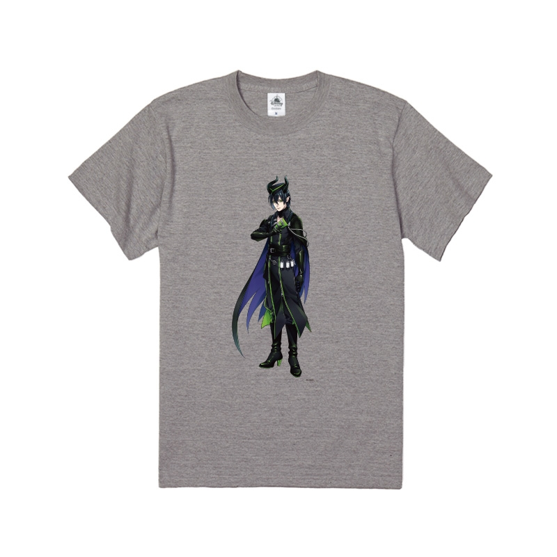 【D-Made】Tシャツ 『ディズニー ツイステッドワンダーランド』 マレウス・ドラコニア
