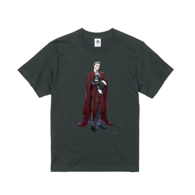 【D-Made】Tシャツ 『ディズニー ツイステッドワンダーランド』 モーゼズ・トレイン