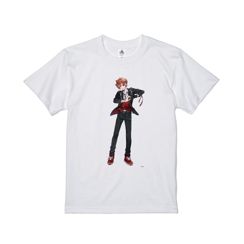 【D-Made】Tシャツ 『ディズニー ツイステッドワンダーランド』 エース・トラッポラ