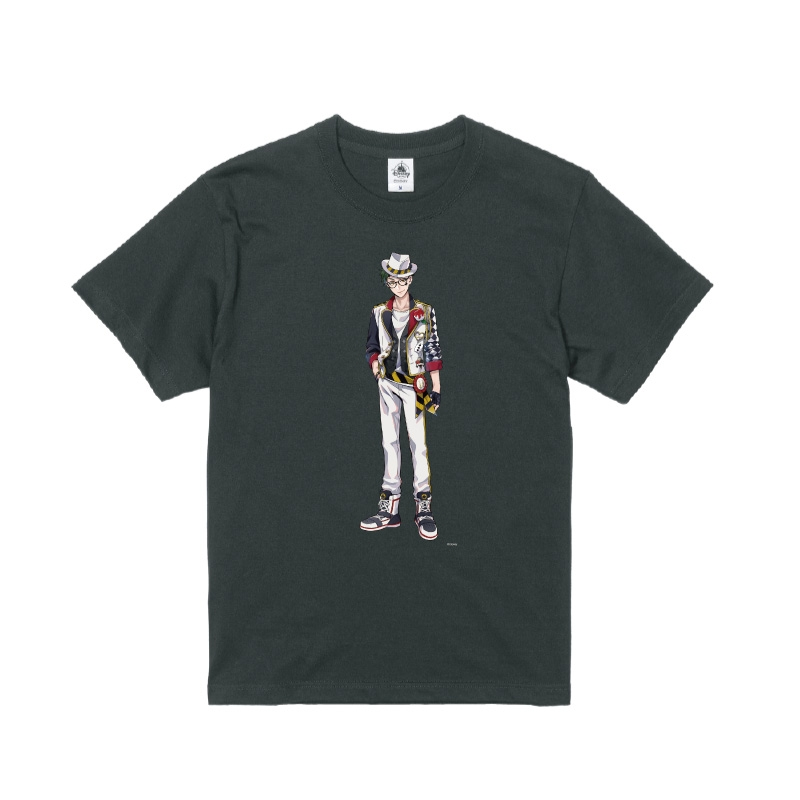 【D-Made】Tシャツ ツイステッドワンダーランド トレイ・クローバー