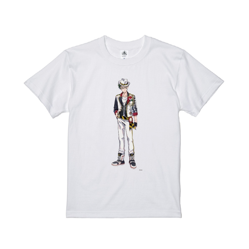 【D-Made】Tシャツ 『ディズニー ツイステッドワンダーランド』 トレイ・クローバー