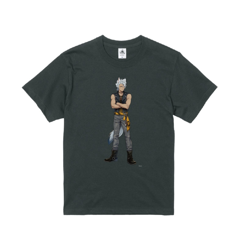 【D-Made】Tシャツ ツイステッドワンダーランド ジャック・ハウル