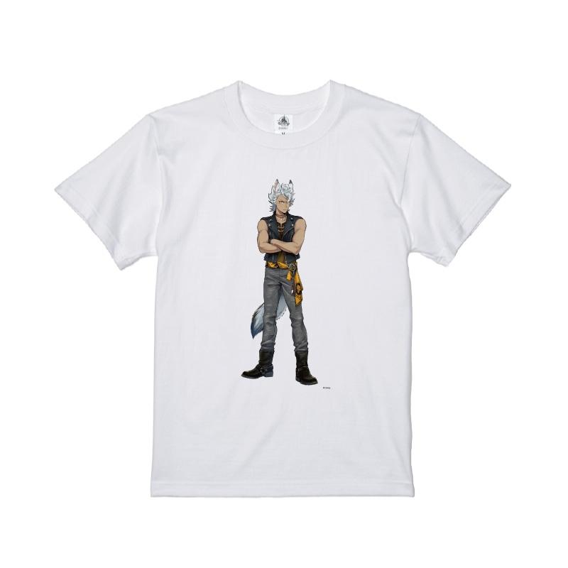 【D-Made】Tシャツ 『ディズニー ツイステッドワンダーランド』 ジャック・ハウル