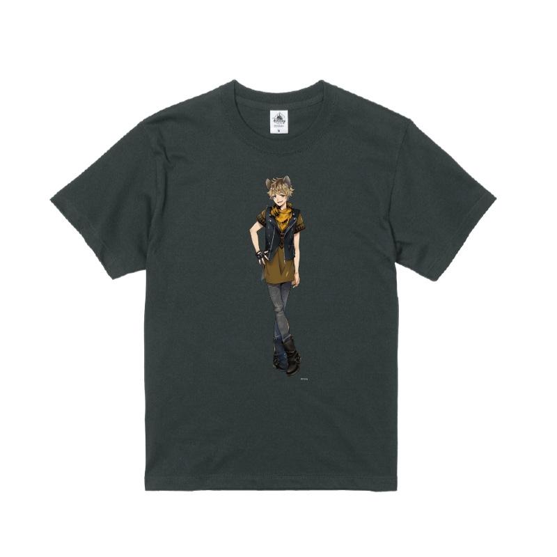 【D-Made】Tシャツ 『ディズニー ツイステッドワンダーランド』 ラギー・ブッチ