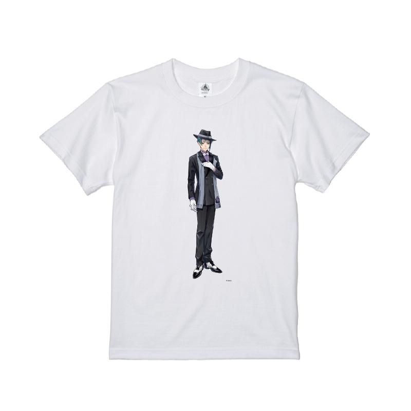 【D-Made】Tシャツ 『ディズニー ツイステッドワンダーランド』 ジェイド・リーチ