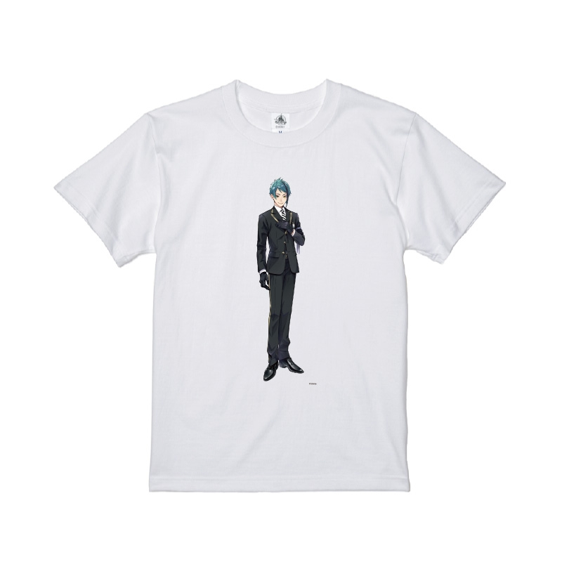 【D-Made】Tシャツ ツイステッドワンダーランド ジェイド・リーチ