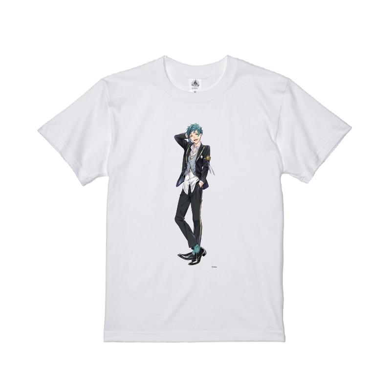 【D-Made】Tシャツ 『ディズニー ツイステッドワンダーランド』 フロイド・リーチ