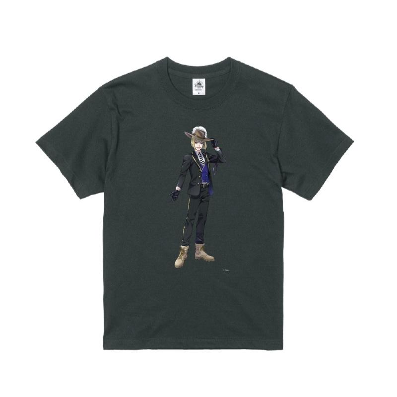 【D-Made】Tシャツ ツイステッドワンダーランド ルーク・ハント