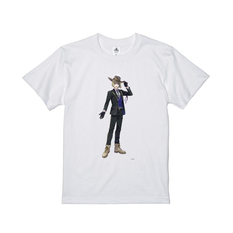 【D-Made】Tシャツ 『ディズニー ツイステッドワンダーランド』 ルーク・ハント