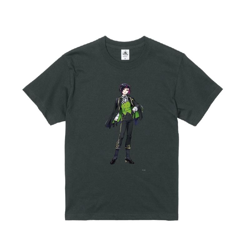 【D-Made】Tシャツ 『ディズニー ツイステッドワンダーランド』 リリア・ヴァンルージュ
