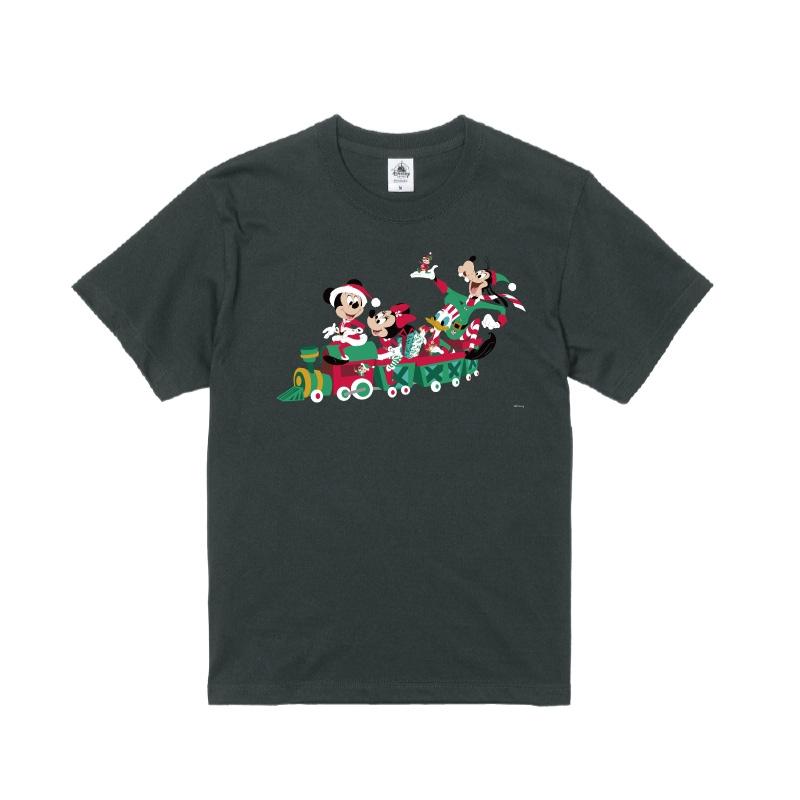 【D-Made】Tシャツ ミッキー&フレンズ Disney Christmas 2020